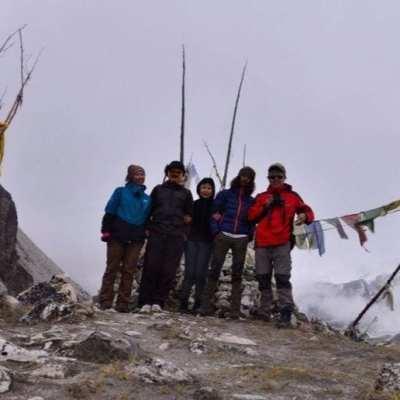 треккинг Канченжинга Непал