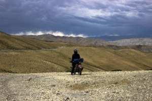 дорога на Мустанг
