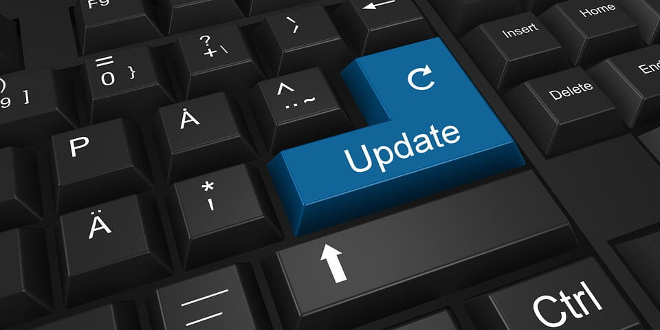 Update latest PHP Version