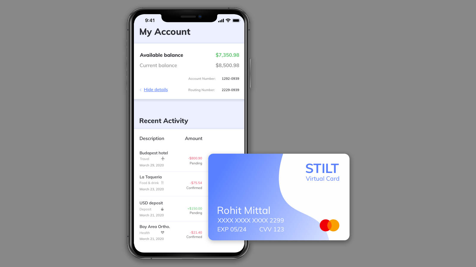 Stilt A Fintech Company With A Focus On Immigrants Now Offers Global Bank Accounts