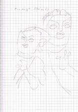 Zeichnung: Valentino