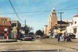 Calle Aquiles Serdán, Colonia Libertad, Tijuana