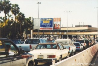 Garitas, Tijuana
