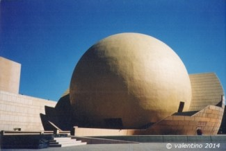"""La Bola"", Centro Cultural, Zona Río, Tijuana"