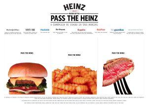Kampaň Pass The Heinz