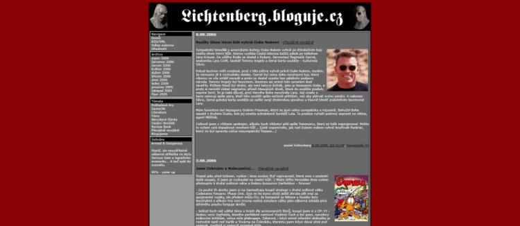 Lichtenberg Bloguje