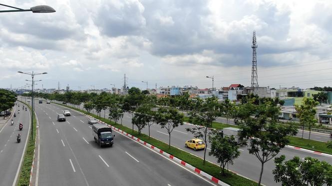 Chung cư 'trăm hoa đua nở' dọc đại lộ đẹp nhất Sài Gòn - ảnh 20
