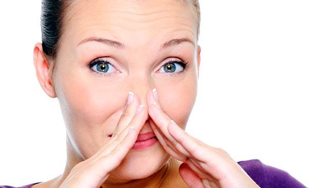 сухие и кровяные корки в носу