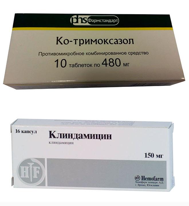 терапия больных с пенициллин-устойчивыми возбудителями