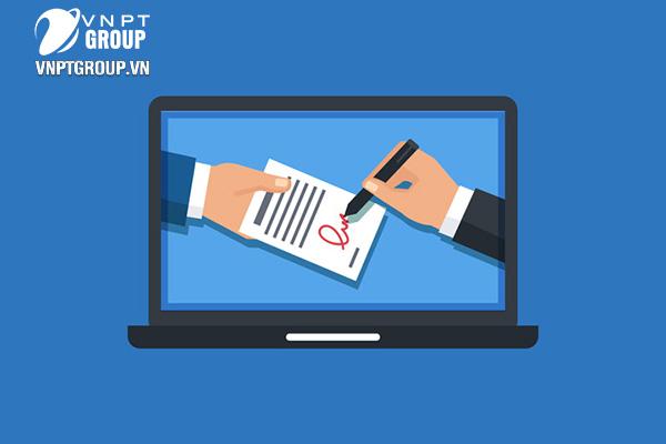 Dịch vụ chữ ký số vnpt TP HCM