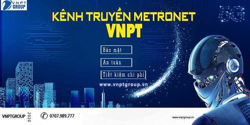 dịch vụ metronet VNPT