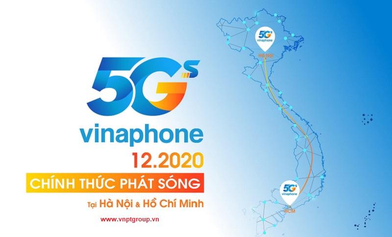 đăng ký mạng 5g Vinaphone