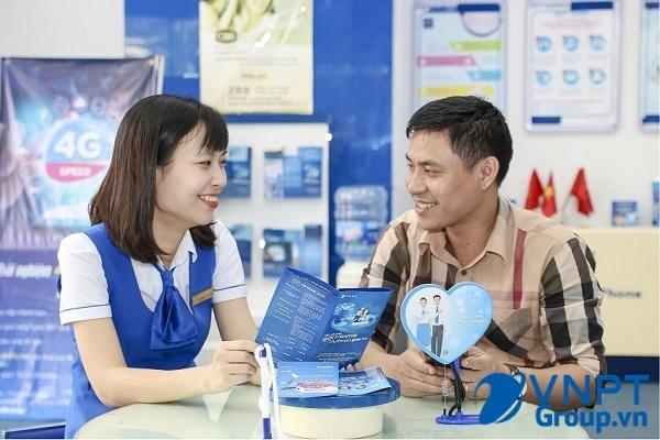 Tư vấn các gói cước internet VNPT Tại Hà Nội
