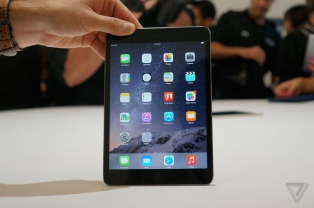 Trên tay Apple iPad mini 3