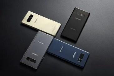 Samsung Galaxy Note 8 chính thức được công bố với cấu hình cực khủng