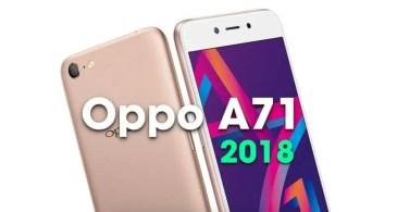 ROM stock cho OPPO A71 (2018) (CPH1801) – unbrick, xóa mật khẩu màn hình