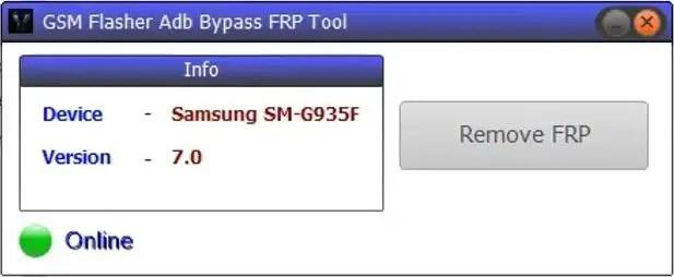 Deactivate Google Account Verification for Samsung S7(G930F/G935F)