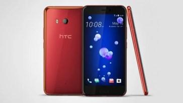 Rom gốc RUU (zip) cho HTC U11 (OCEAN_UHL)