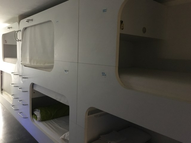 Very clean albergue in Pamplona!