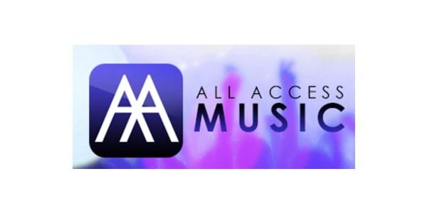 All Access Music Logo