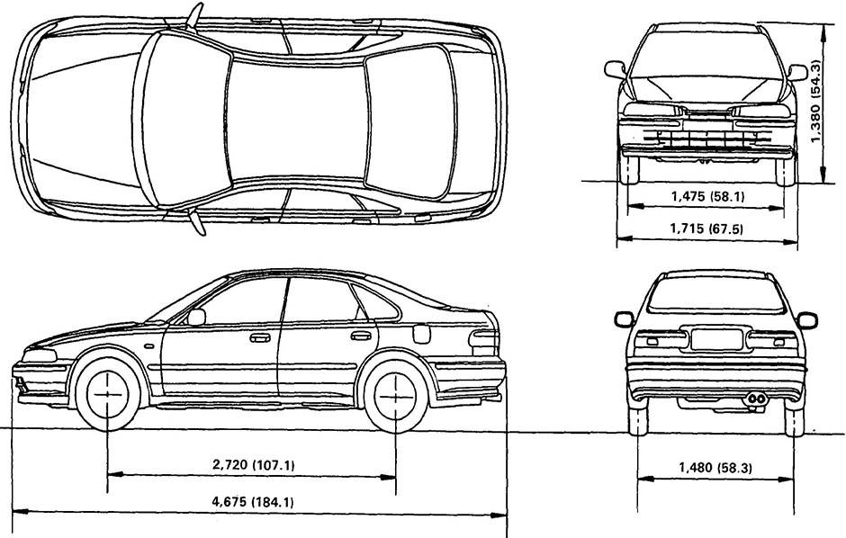 Honda Accord 1993 Service Manual