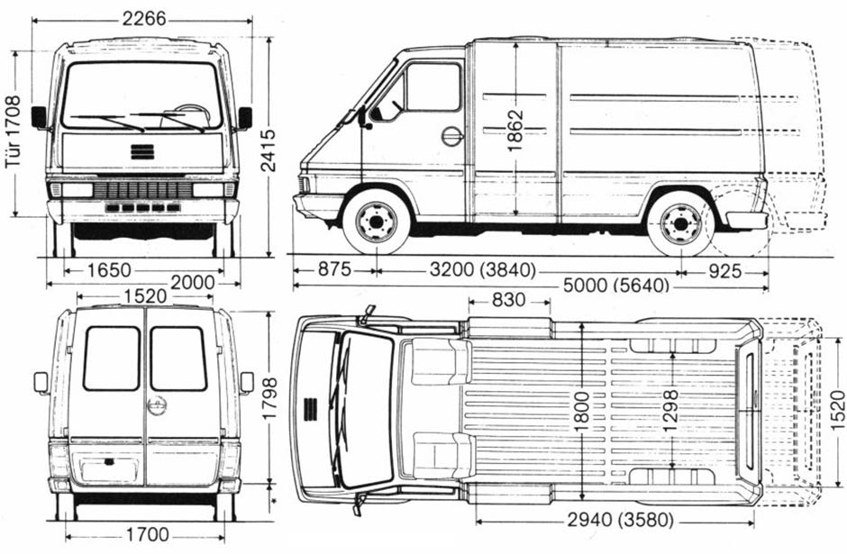 Renault Master 1980-1997 Service Repair Manual