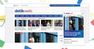 DetikWeb Premium Blogger Template