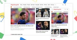 ZingNews Responsive Blogger Template – Template Blogspot