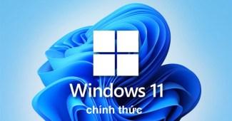 Cách cập nhật Windows 11 chính thức trên máy tính