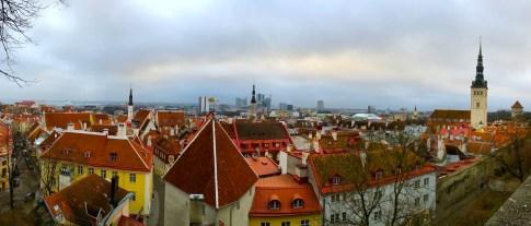 Lihtsalt meie ilus vanalinn detsembrikuu hommikul. Nothing to do with new Roubaix :)