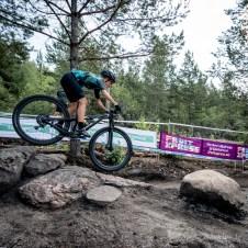 Janika Lõiv in action @EMVXCO2018 © Jaak Ennuste