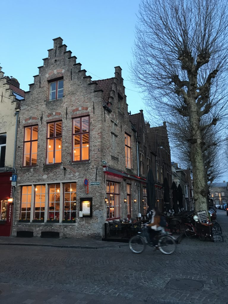 Brugge vanalinn veelkord