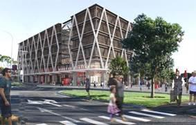 Manukau MIT Station Source: Auckland Council