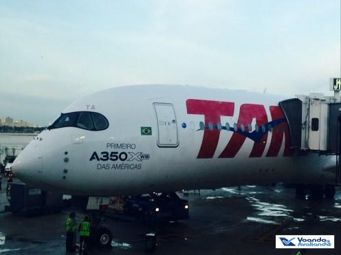 A350 - Perfil Amplo