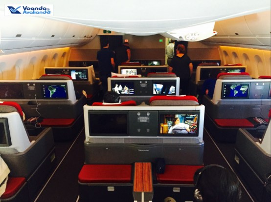 Visão Geral - Executiva - A350