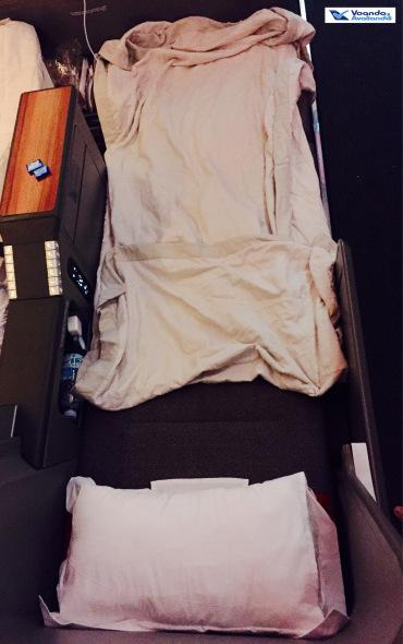 Poltrona - Flat Bed 3 - A350
