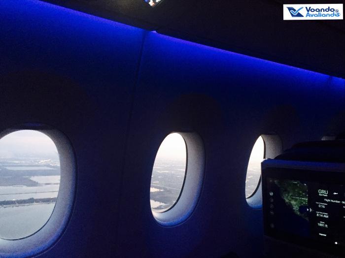 Janelas - A350 - Executiva