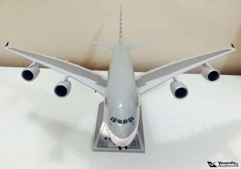 Miniatura A380 Frente