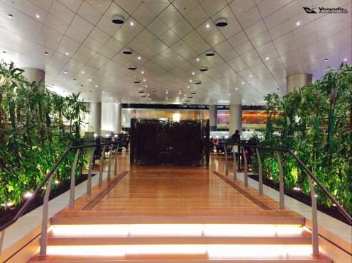 Sala VIP Qatar - Plantas