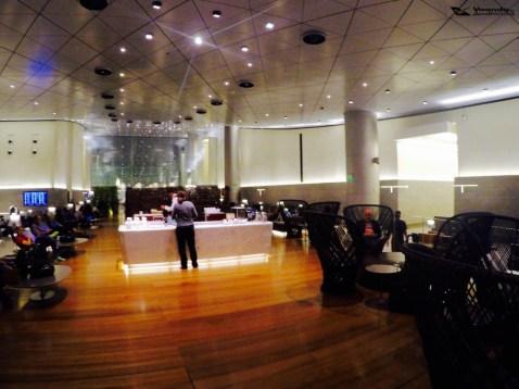 Sala VIP Qatar - Bar