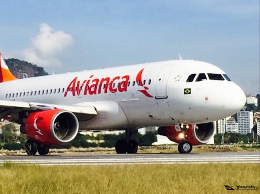 SDU_A319 Avianca Nova Pintura 3