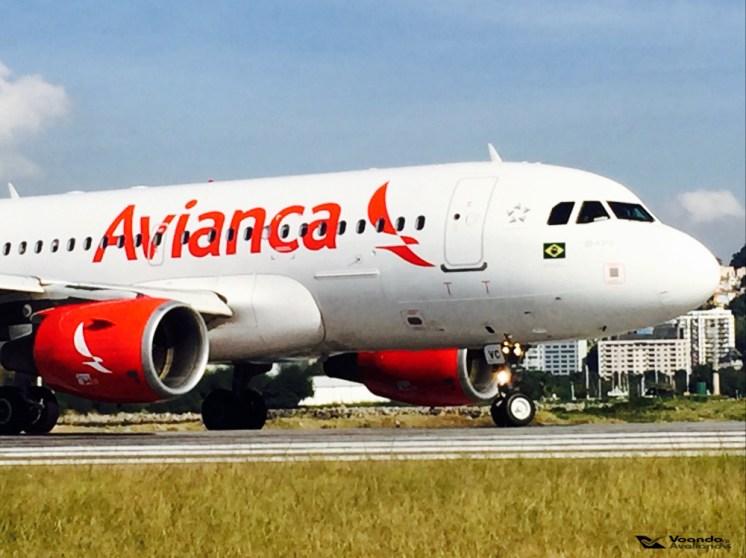 SDU_A319 Avianca Nova Pintura 4