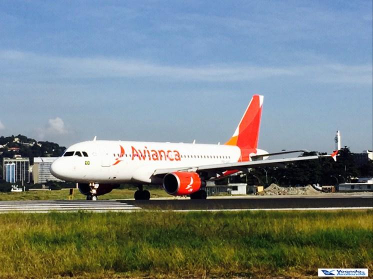 SDU_A319 Avianca Nova Pintura 5