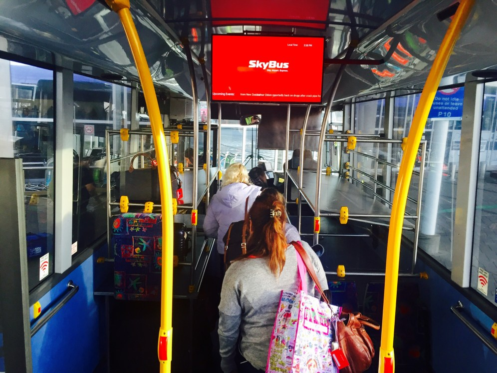 SkyBus - Auckland