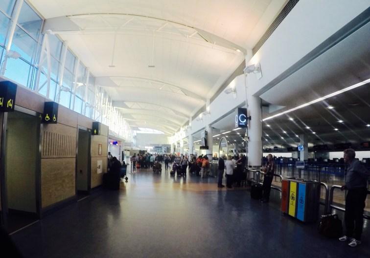 Aeroporto AKL - Geral 2