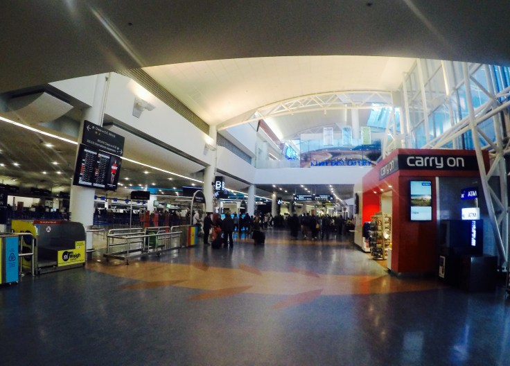 Aeroporto AKL - Geral 1