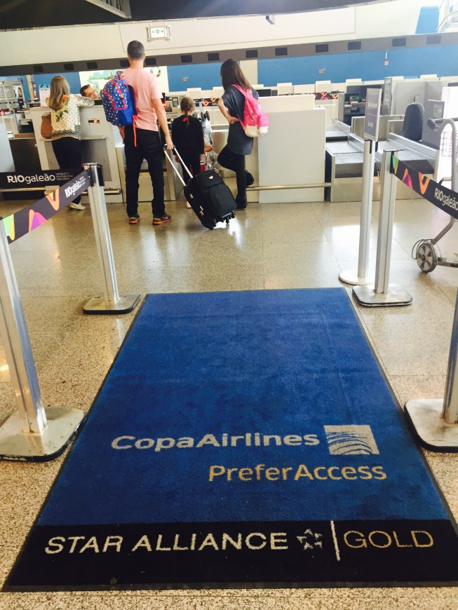 Check-in Copa_GIG 2