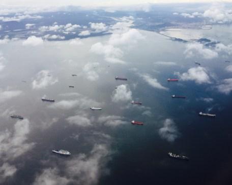 Panamá - Navios