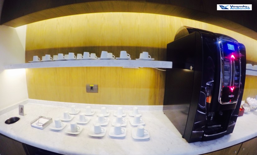 Café_VIP Lounge LATAM