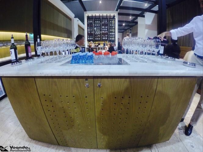 Buffet Bebidas_VIP Lounge LATAM
